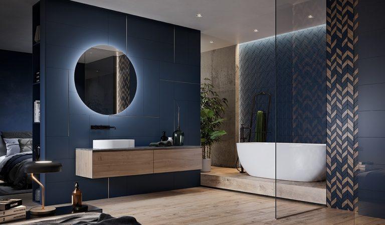 Płytki Carrara Chic – idealna łazienka