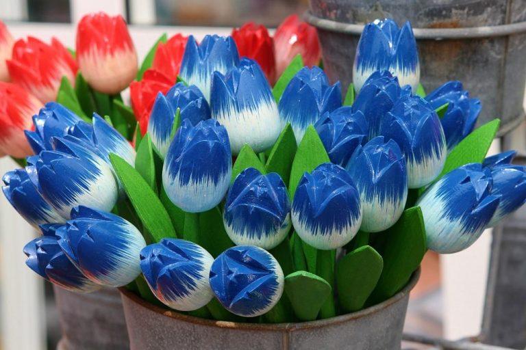 Wybór pięknych sztucznych kwiatów do każdego pomieszczenia